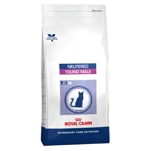 Royal Canin Neutered Young Male  Dry Cat Food