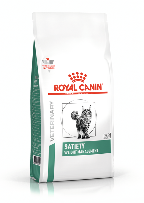Royal Canin Vet Satiety Weight Management Dry Cat Food