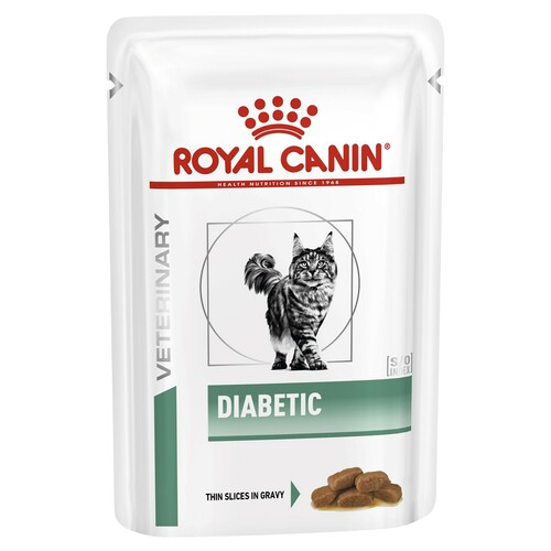 Royal Canin Vet Diabetic Wet Cat Food