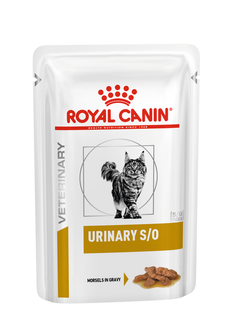 Royal Canin Vet Urinary S/O Wet Cat Food