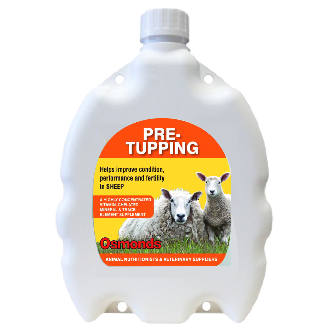 Osmonds Pre Tupping and Pre & Post Lambing Drench 1l