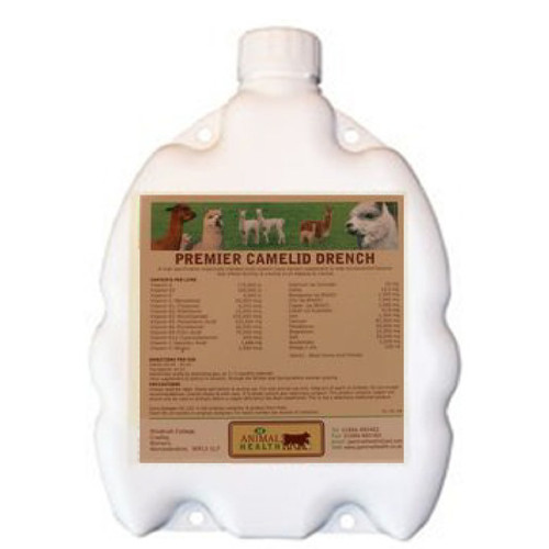 Premier Camelid Multivitamin/Multimineral Drench 1L