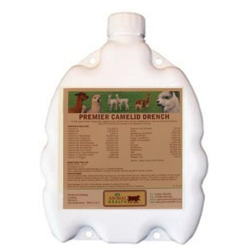 Premier Camelid Multivitamin/Multimineral Drench 1L