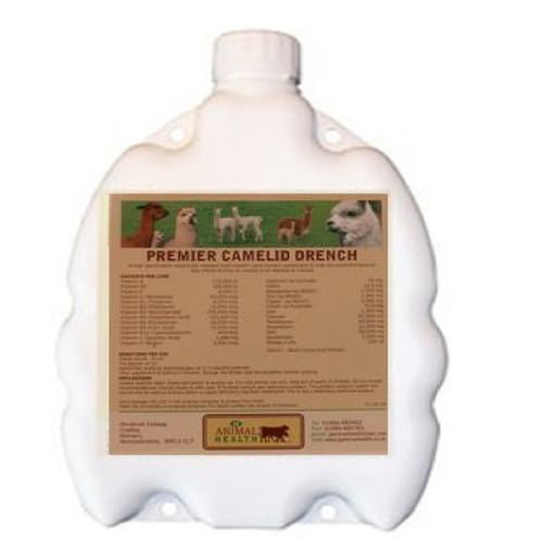 Premier Camelid Multivitamin/Multimineral Drench 2.5 litres