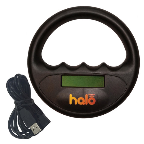 Halo Microchip Reader - Black