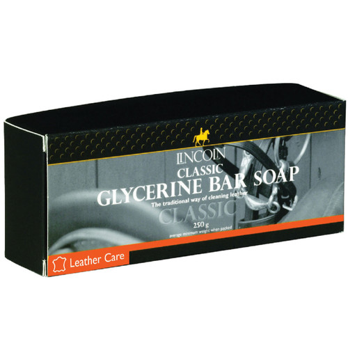 Lincoln Classic Glycerine Bar Soap 250g