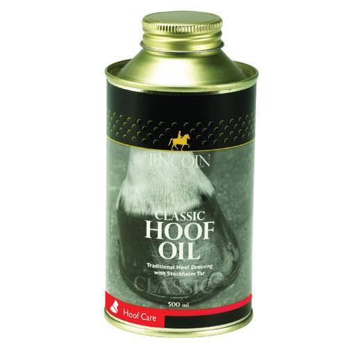 Lincoln Classic Hoof Oil 500ml