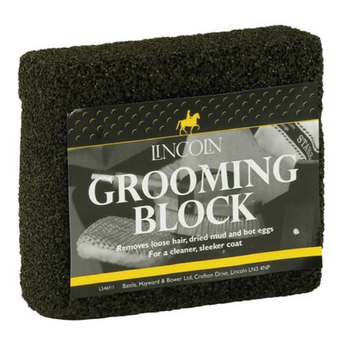 Lincoln Grooming Block