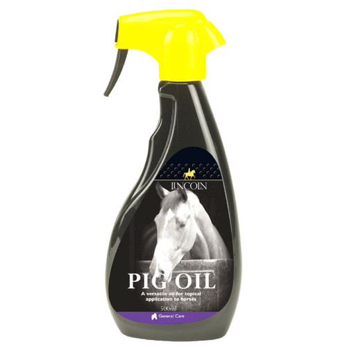 Lincoln Pig Oil Spray 500ml