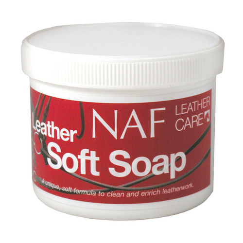 Naf Soft Saddle Soap 450g