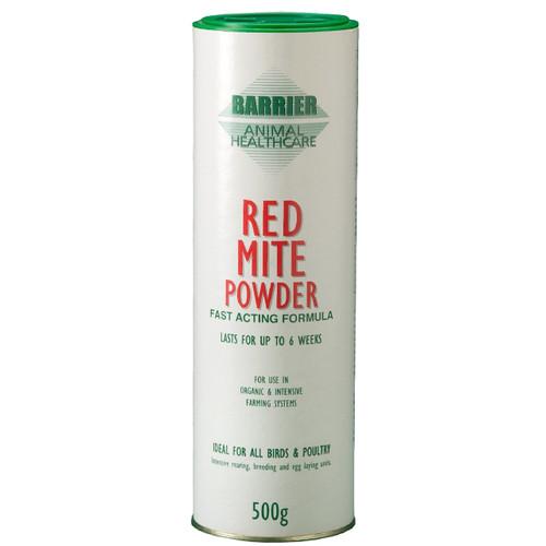 Barrier Red mite powder 500g