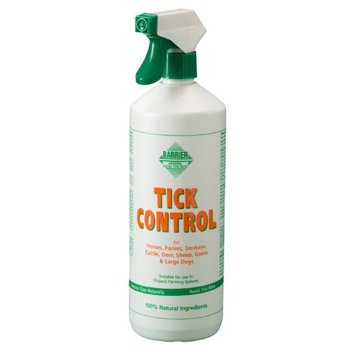 Barrier Tick Control Trigger Spray 1L