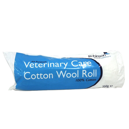 Robinsons Veterinary Care Cotton Wool 350g