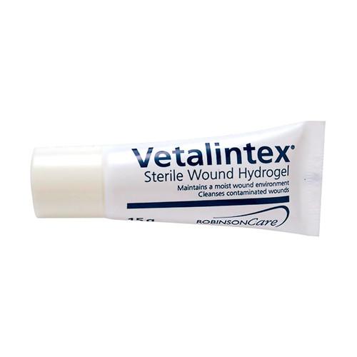 Vetalintex Sterile Wound Hydrogel 15g