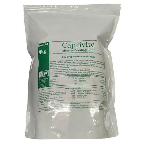 Caprivite Vitamin & Mineral Supplement for Goats