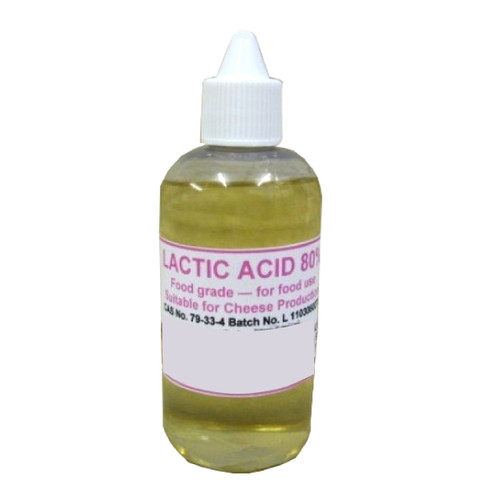 Lactic Acid 80% 100ml