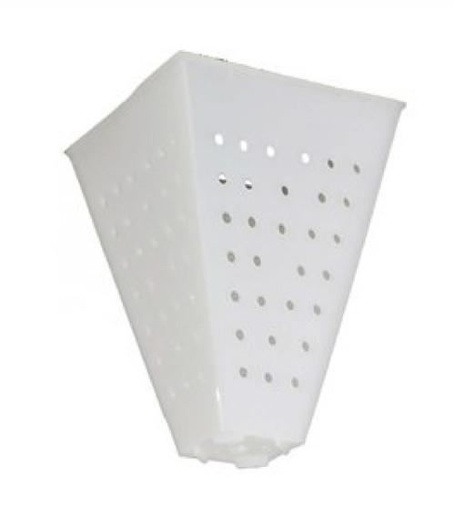 Cheese Mould 26 Tall Pyramid 87 x 120mm