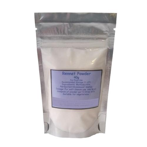 Vegetarian Rennet Powder 40g