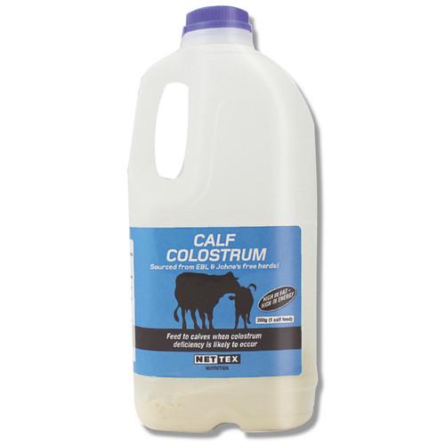 Net-Tex Calf Colostrum