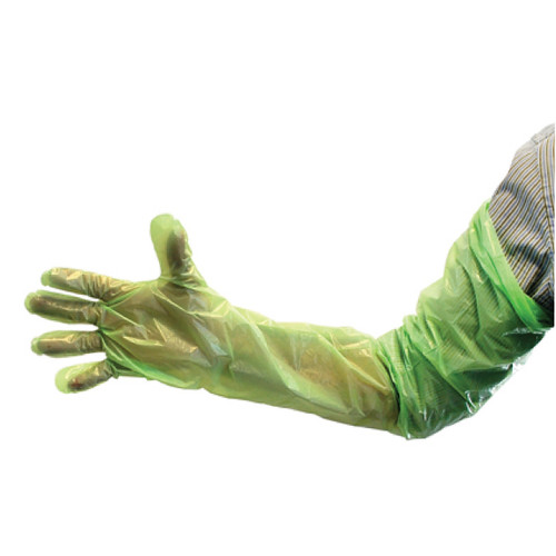 Net-Tex Arm Length Examination Gloves Pack of 100