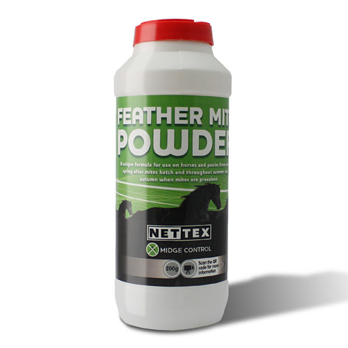 Net-Tex Feather Mite Powder 200g