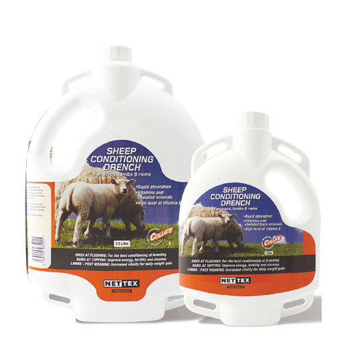 Net-Tex Sheep Conditioning Drench