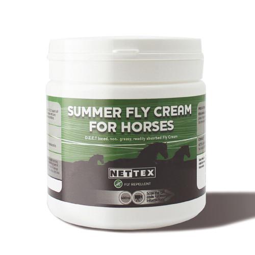 Net-Tex Summer Fly Cream for Horses 600ml