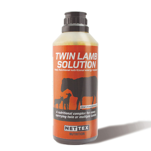 Net-Tex Twin Lamb Solution 450ml