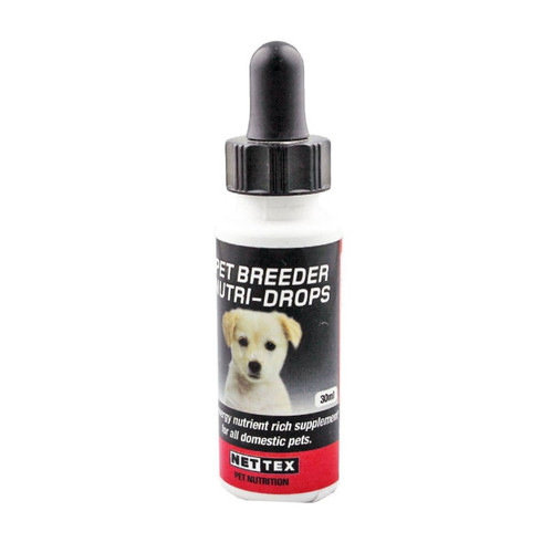 Net-Tex Pet Breeder Nutri-Drops 30ml