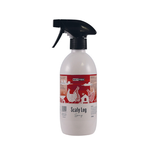 Nettex Scaly Leg Spray