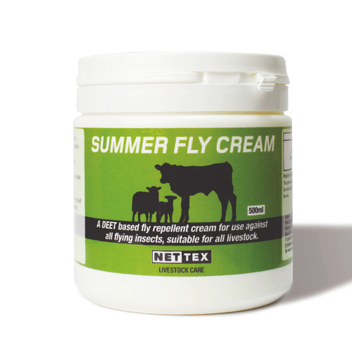 Net-Tex Summer Fly Cream 500ml