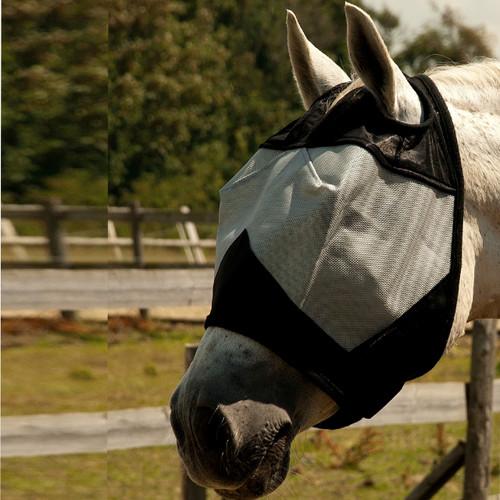 Rhinegold Satin Lycra Stretch Horse Vest