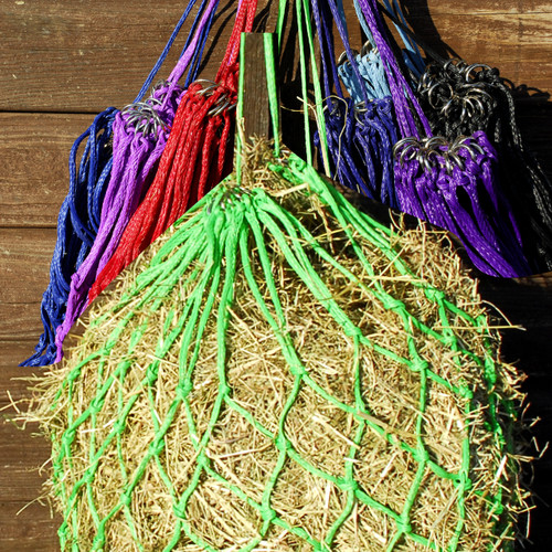 Harlequin Horsehage Net Small Hole Net for Hay and Haylage