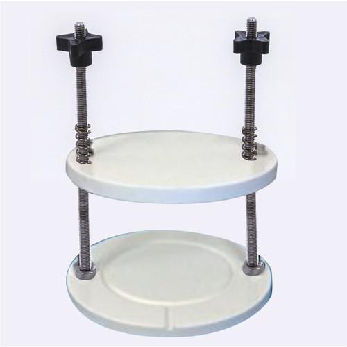 Homestead Adjustable Round Cheese Press