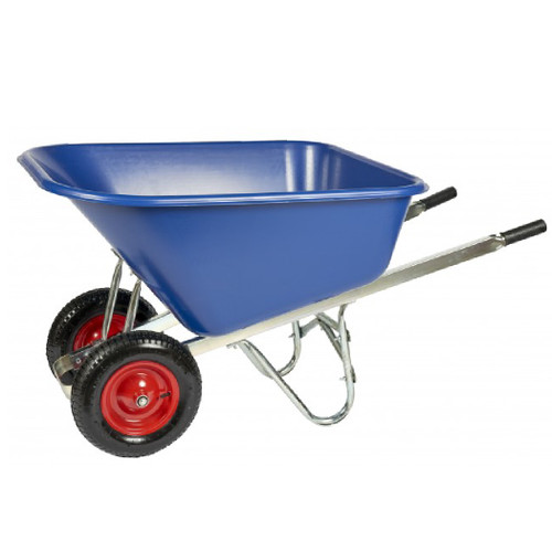 Carrimore 200 litre Twin Wheel Wheelbarrow