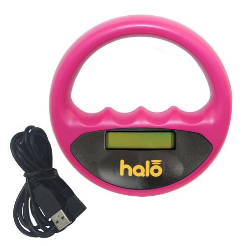 Halo Microchip reader - Pink