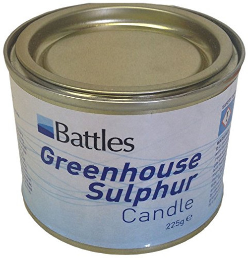 Battles Sulphur Candle 225g
