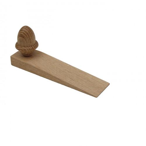 Acorn Door Wedge - solid oak
