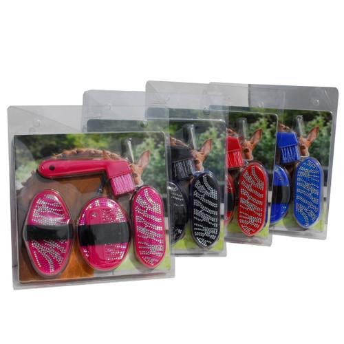 Rhinegold Glitter Junior Grooming Kit