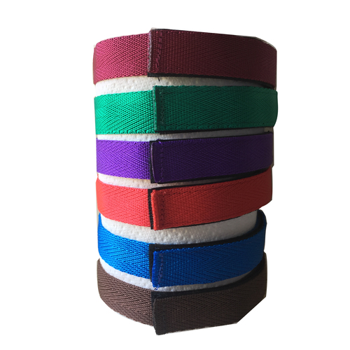 Alpaca Identification Collar - Pack of 6 different colours - Adult Size