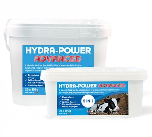 Nettex Hydra-Power ADVANCED 10 x 100g sachets (formally Hydra-Scour)
