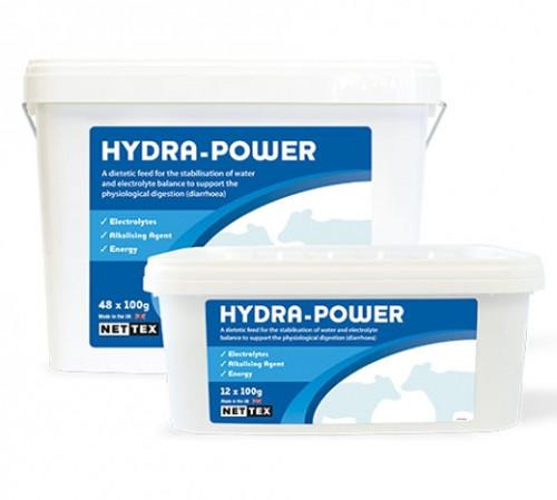 Nettex Hydra-Power 12 x 100g sachets