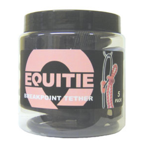 Equitie Breakpoint Tether - Assorted multipack of 5