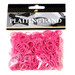 Lincoln Plaiting Bands Pink