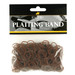 Lincoln Plaiting Bands Brown