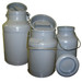 Range of Milk Churns