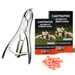 Net-Tex Castrating Ring Applicator Pliers plus Castrating Rings