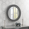 Lexden round 64cm mirror, by Countrystyle. Available now from Countrystyle Interiors.