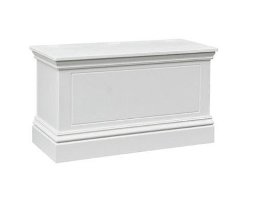 Small Blanket Box, by New England. Available now from Countrystyle Interiors.