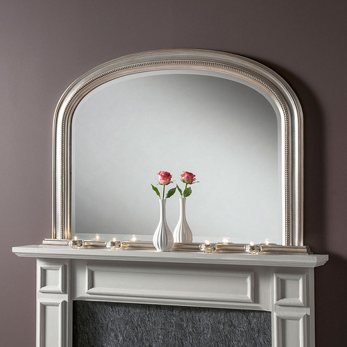 C/S 315 overmantel mirror, by C/S. Available now from Countrystyle Interiors.